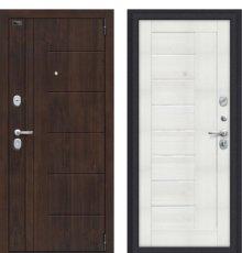 Дверь Браво Porta S 9.П29 (Модерн)Almon 28/Bianco Veralinga