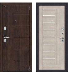 Дверь Браво Porta S 9.П29 (Модерн) Almon 28/Cappuccino Veralinga фото