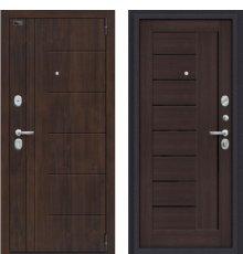 Дверь Браво Porta S 9.П29 (Модерн) Almon 28/Wenge Veralinga фото