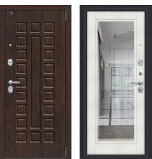Дверь Браво Porta S 51.П61 (Урбан) Almon 28/Bianco Veralinga