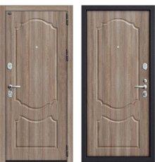 Дверь Браво Р3-310 П-1 (Темный Орех)/П-1 (Темный Орех)