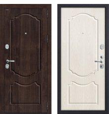 Дверь Браво Р3-310 В НАЛИЧИИ П-28 (Темная Вишня)/П-25 (Беленый Дуб)
