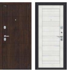 Дверь Браво Porta S 4.П22 (Прайм) Almon 28/Bianco Veralinga
