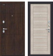 Дверь Браво Porta S 4.П22 (Прайм) Almon 28/Cappuccino Veralinga