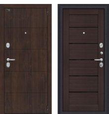 Дверь Браво Porta S 4.П22 (Прайм) Almon 28/Wenge Veralinga