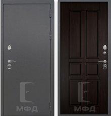 Дверь Люкс_ВН-4 венге