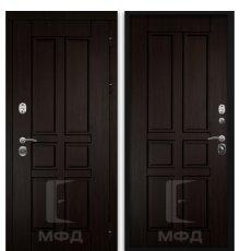 Дверь Оптима-1_ВН-4 венге