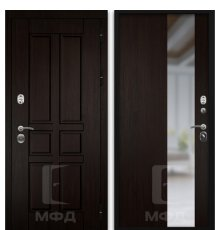 Дверь Оптима-1_ВН-7 венге