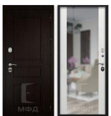 Дверь входная Экстра-1 ВН-8 белый ясень фото