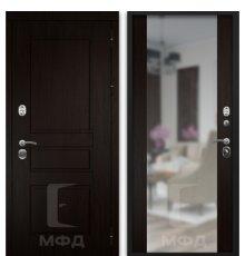 Дверь входная Экстра-1 ВН-8 венге