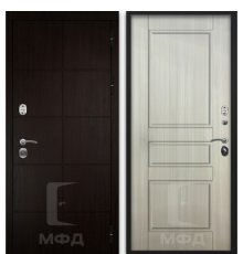Дверь Экстра-2 ВН-22 сандал белый фото