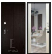 Дверь Экстра-2 ВН-8 сандал белый