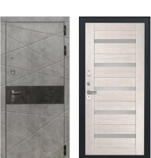 Дверь Luxor-31 СБ Беленный дуб