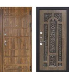 Дверь Luxor-32 Д-19 Винорит Грецкий орех фото