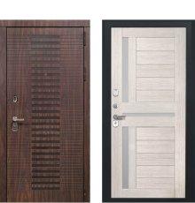 Дверь Luxor-33 СБ-5 Беленый дуб