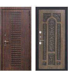 Дверь Luxor-33 Д-19 винорит Грецкий орех