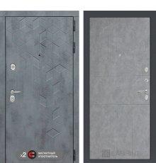 Дверь Бетон 21 - Бетон светлый