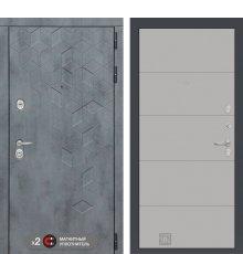 Дверь  Бетон 13 - Грей софт