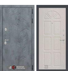 Дверь Бетон 15 - Алмон 25