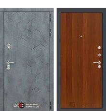 Дверь  Бетон 05 - Итальянский орех