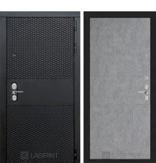 Дверь  BLACK 21 - Бетон светлый