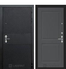 Дверь BLACK 11 - Графит софт