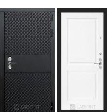 Дверь BLACK 11 - Белый софт