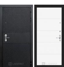 Дверь  BLACK 13 - Белый софт