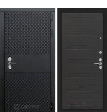 Дверь BLACK 14 - Эковенге горизонтальный
