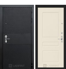 Дверь   BLACK 03 - Крем софт