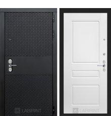 Дверь BLACK 03 - Белый софт