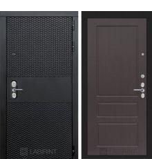 Дверь BLACK 03 - Орех премиум