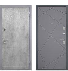 Дверь Интекрон Спарта Лучи графит