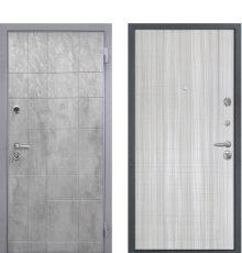 Дверь Интекрон Спарта Сандал белый фото
