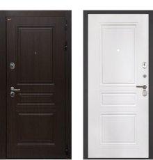 Дверь Интекрон Брайтон Белая матовая фото