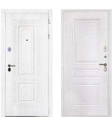 Дверь Интекрон Брайтон Белая матовая