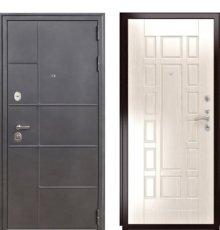 Дверь Luxor-24 ФЛ-244 беленый дуб фото