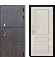 Дверь Luxor-24 Гера-2 РАЛ-9010