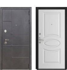 Дверь Luxor-24 Л-1 Белая эмаль