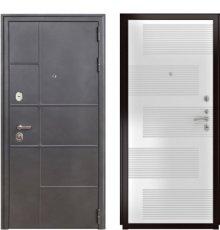 Дверь Luxor-24 ПВХ-185 Белая эмаль
