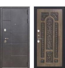 Дверь Luxor-24 Д-19 Грецкий орех