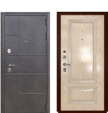 Дверь Luxor-24 Фараон-1 Дуб слоновая кость