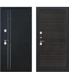 Дверь Luxor-37 ФЛ-643 Венге поперечный