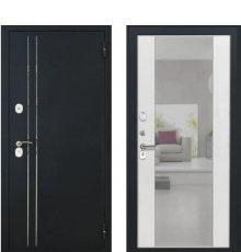Дверь Luxor-37 Алиса Ясень светлый зеркало