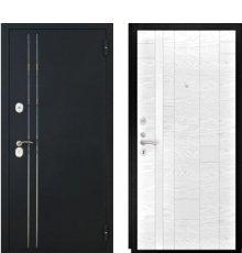 Дверь Luxor-37 Арт-1 Ясень белая эмаль