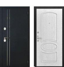 Дверь Luxor-37 Грация дуб белая эмаль