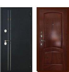 Дверь Luxor-37 Лаура красное дерево