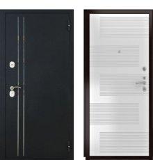 Дверь Luxor-37 ПВХ-185 Белая эмаль