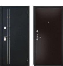 Дверь Luxor-37 Прямая венге