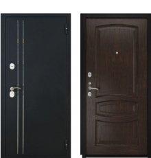 Дверь Luxor-37 Деметра Мореный дуб